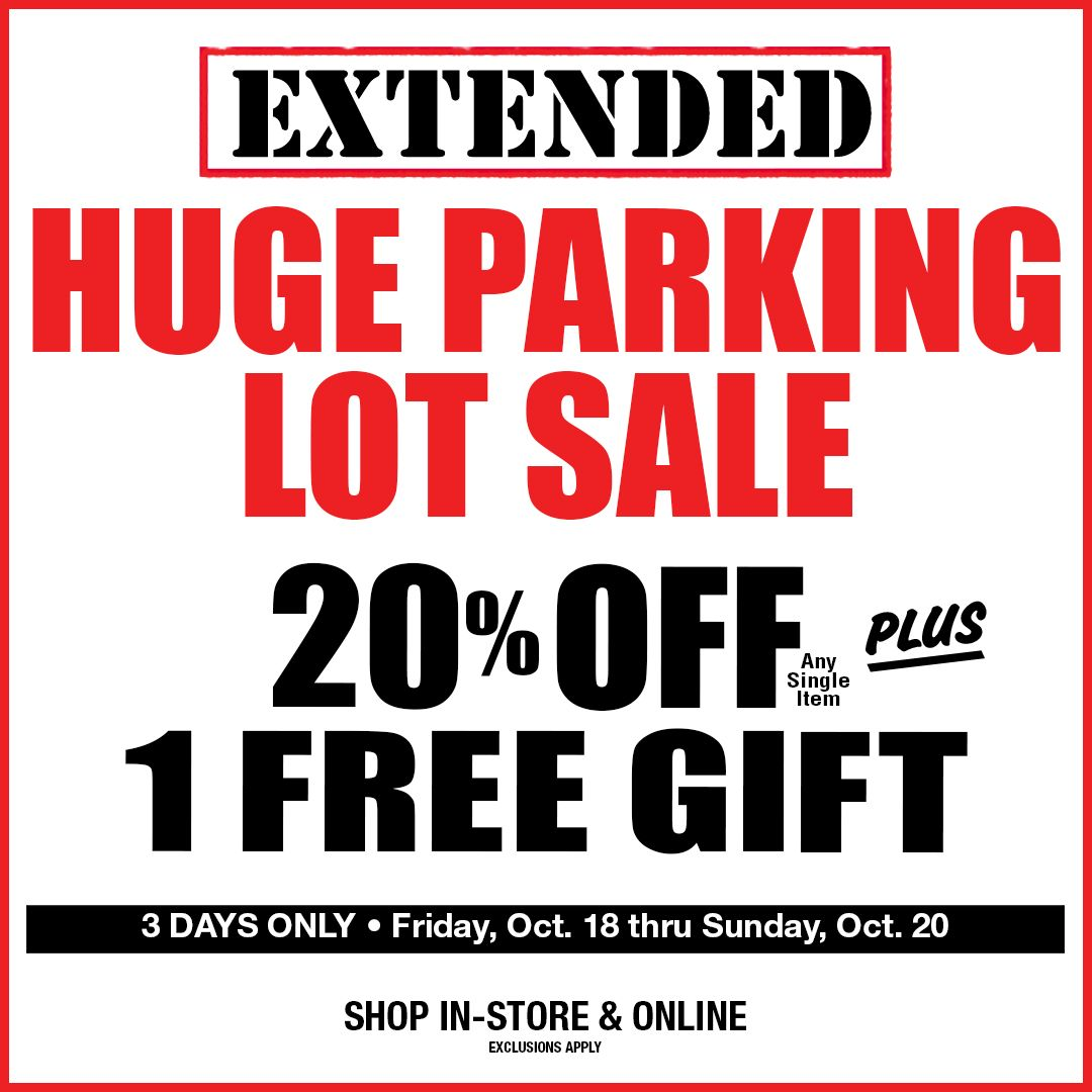 We're rolling back prices as part of our Extended Parking