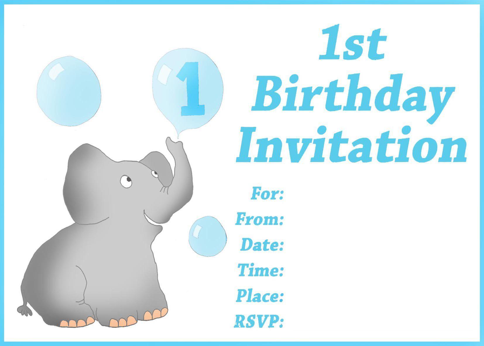 Birthday Invitation Card Template Photoshop Birthday Invitations