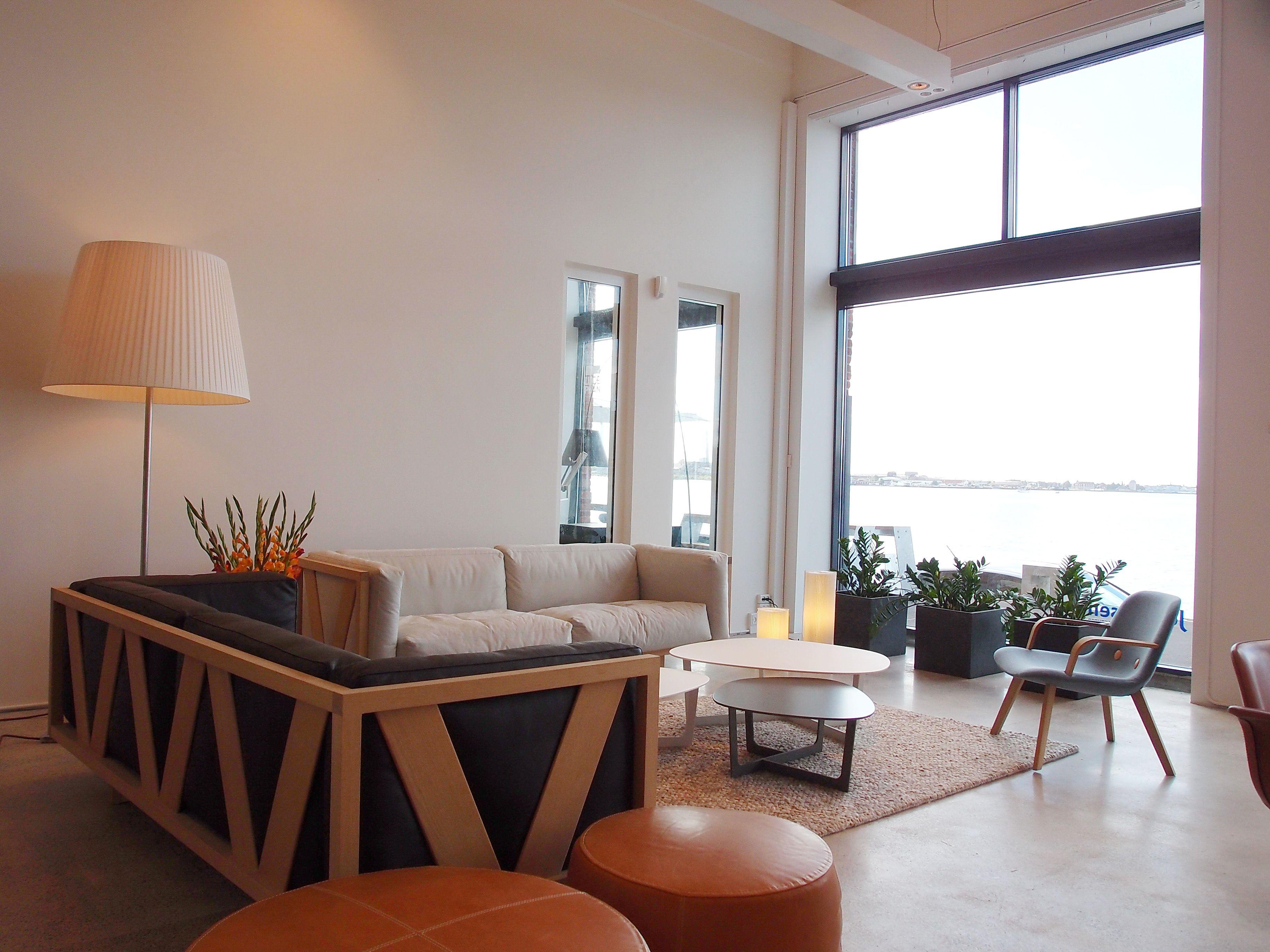 beyond furniture. Beautiful Display In A Scandinavian Furniture Showroom At Pakhus 48. Beyond The Windows Is R