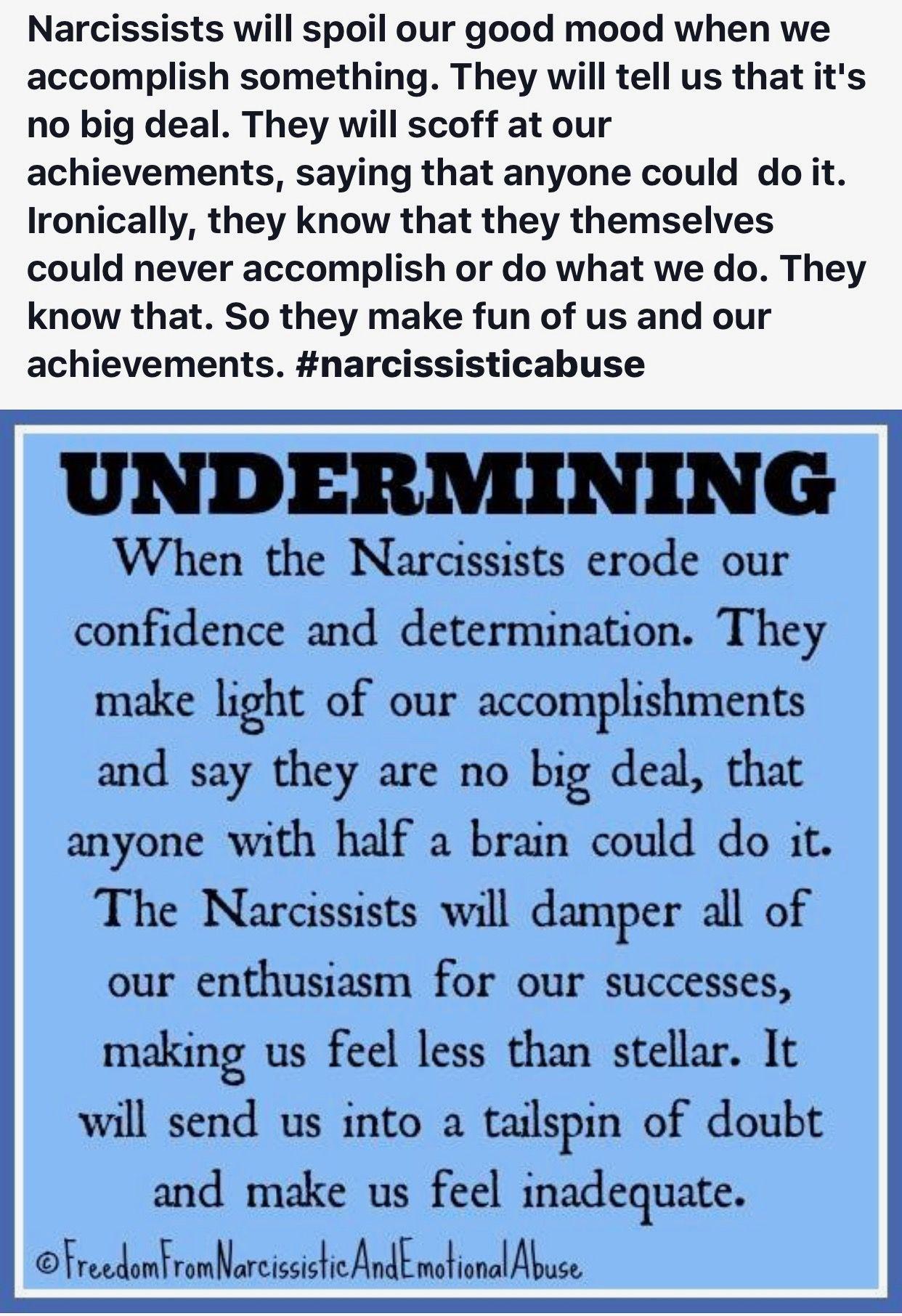 Narcissist psychopath