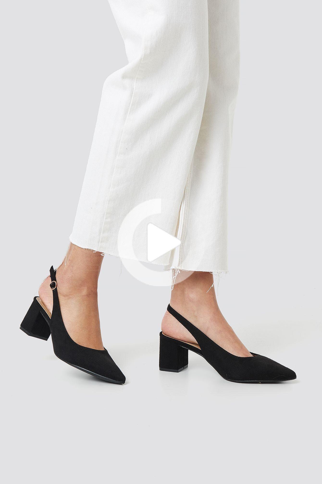 Talon Jemima Cour In 2020 Heels Court Heels Black Heels