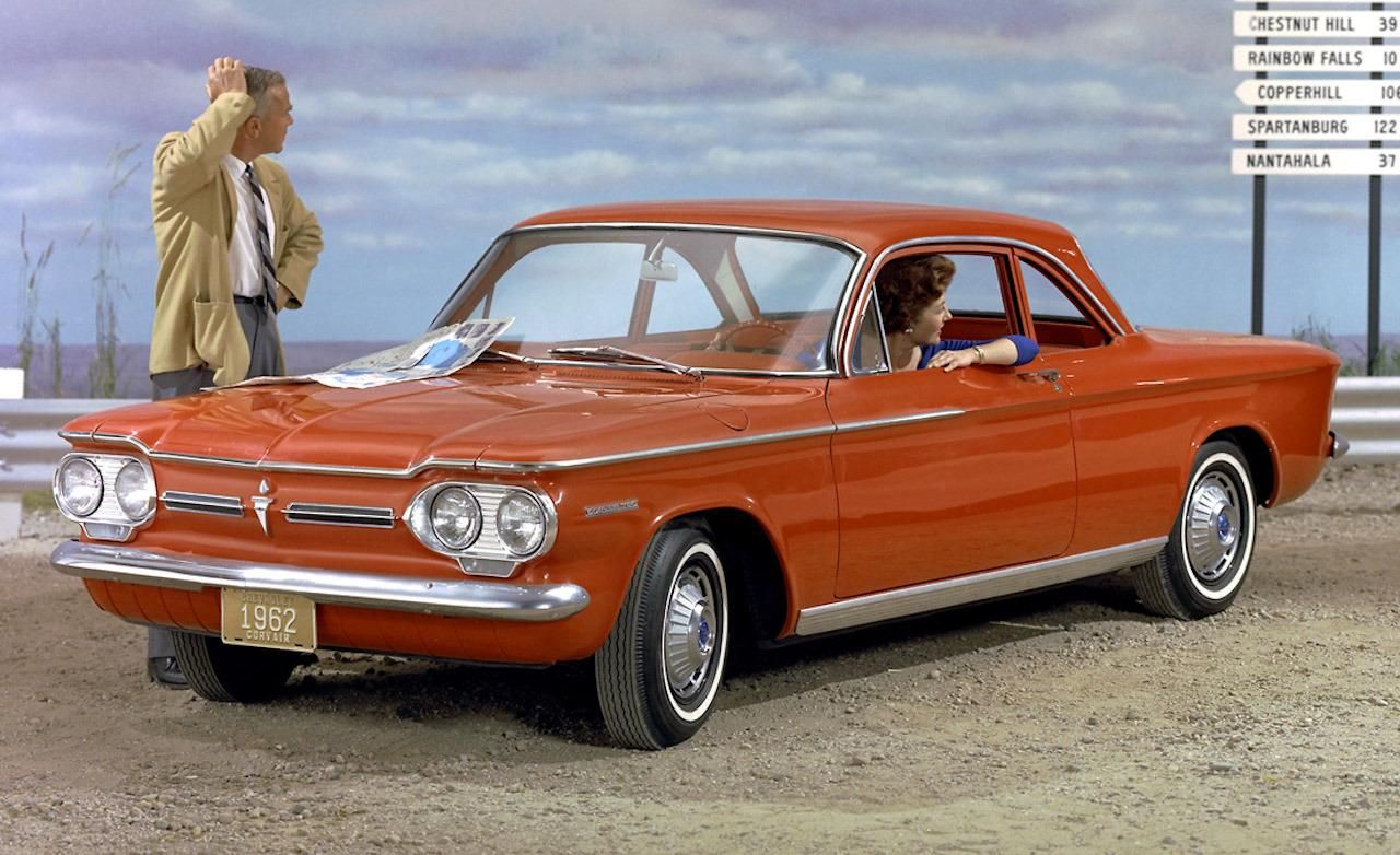 1962 Chevrolet Corvair 700 Series Coupe