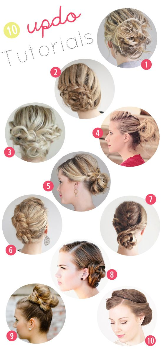 10 Great Diy Hair Updo Tutorials For This Fall Hair Updos Tutorials Prom Hairstyles For Long Hair Long Hair Styles