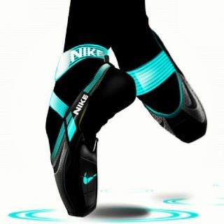 Nike dance shoesfor anyone who thinks that ballerinas