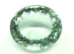 Green Beryl Cut Loupe Clean Green Beryl Cut Also known as Green Aqumarine 145 Cts Origin - Nigeria