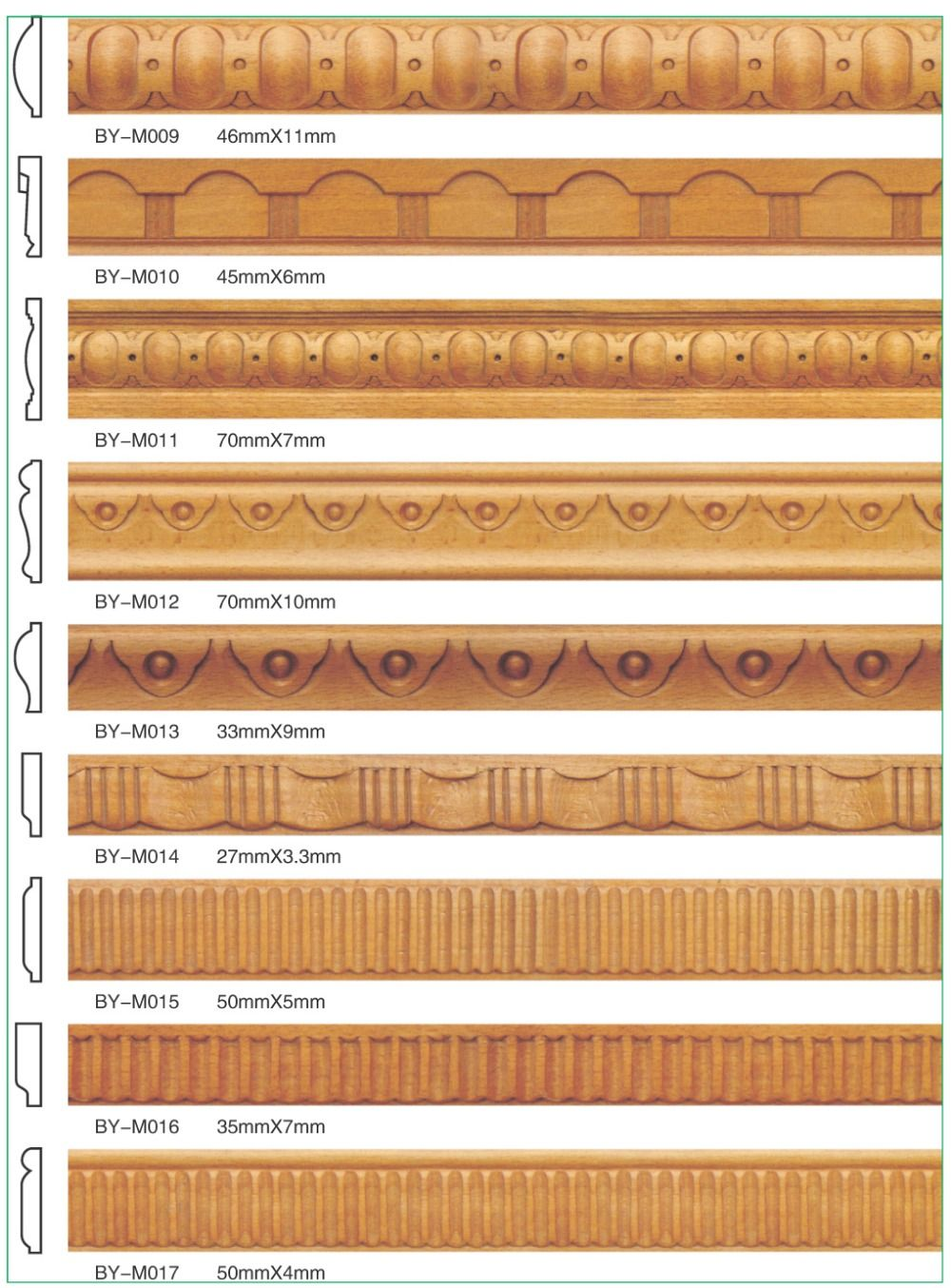 Decorative Wood Trim Chinese Moulding View Wood Molding Trim Wooden Trim Moldings And Trim