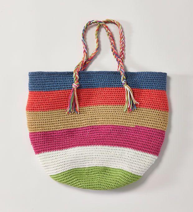 Häkelmuster: Tasche häkeln - eine Anleitung | Bags | Pinterest ...