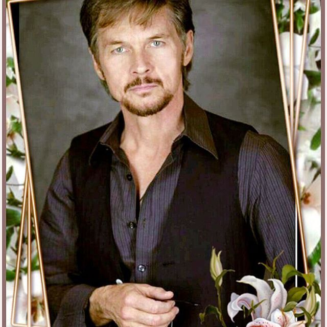 A Class Act♥ #StephenNichols #MultiTalended #Legend #AlwaysKind #Days #daysofourlives - DAMN - credit basia1964 instagram