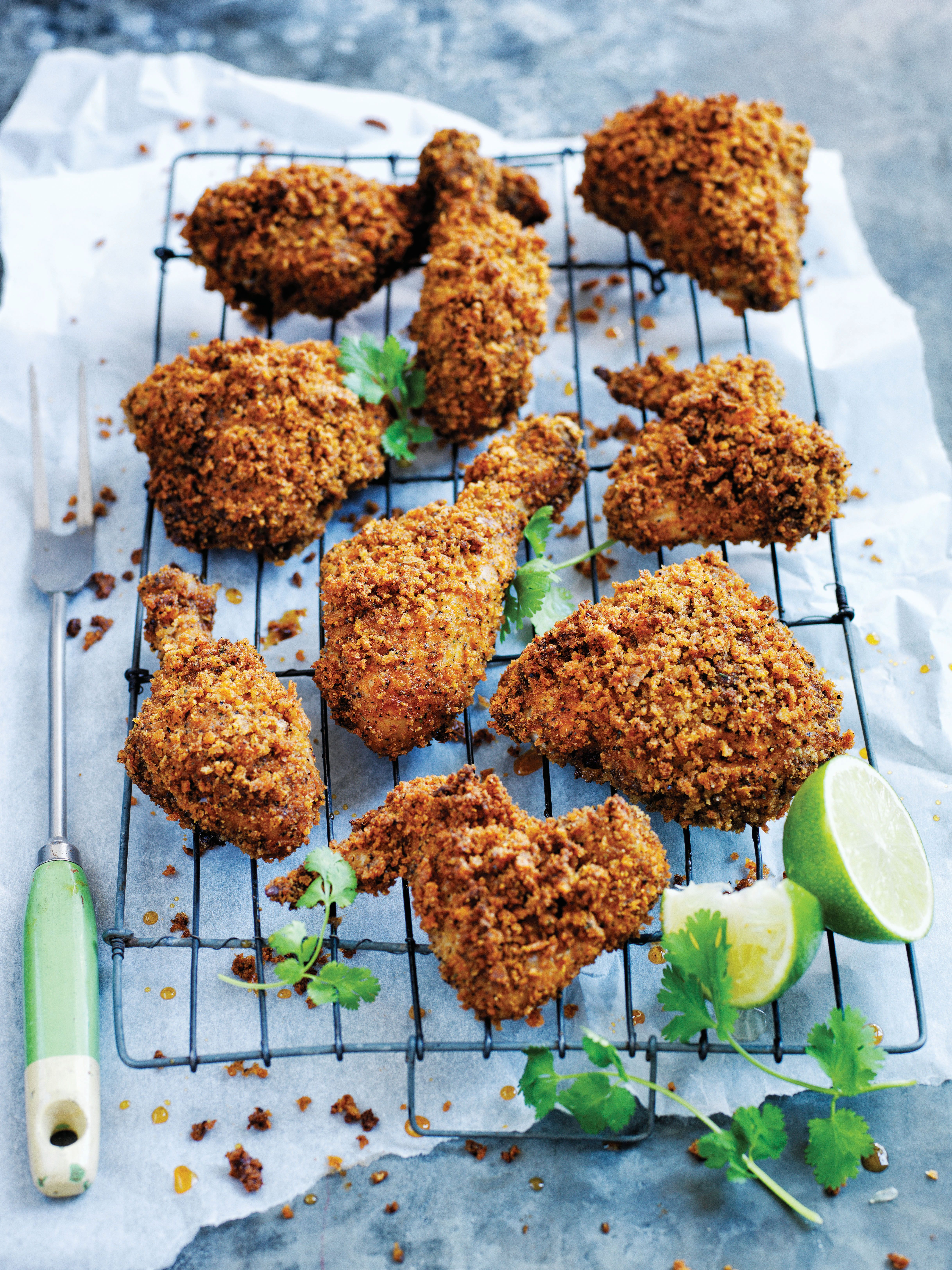 Crunchy cajun chicken pieces woolworths jamieoliver recipe crunchy cajun chicken pieces woolworths jamieoliver recipe cajun chicken http forumfinder Images