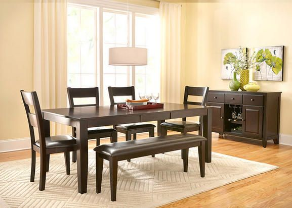 Nicki 5 Pc Dinette Dining Height Contemporary Dinette Dining Home Decor