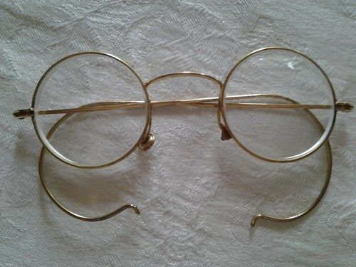 76cfd3542bad9 Antique Eyewear YG Algha Orbito Frame