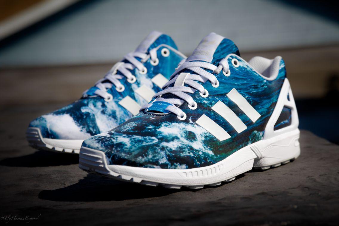 zx flux waves