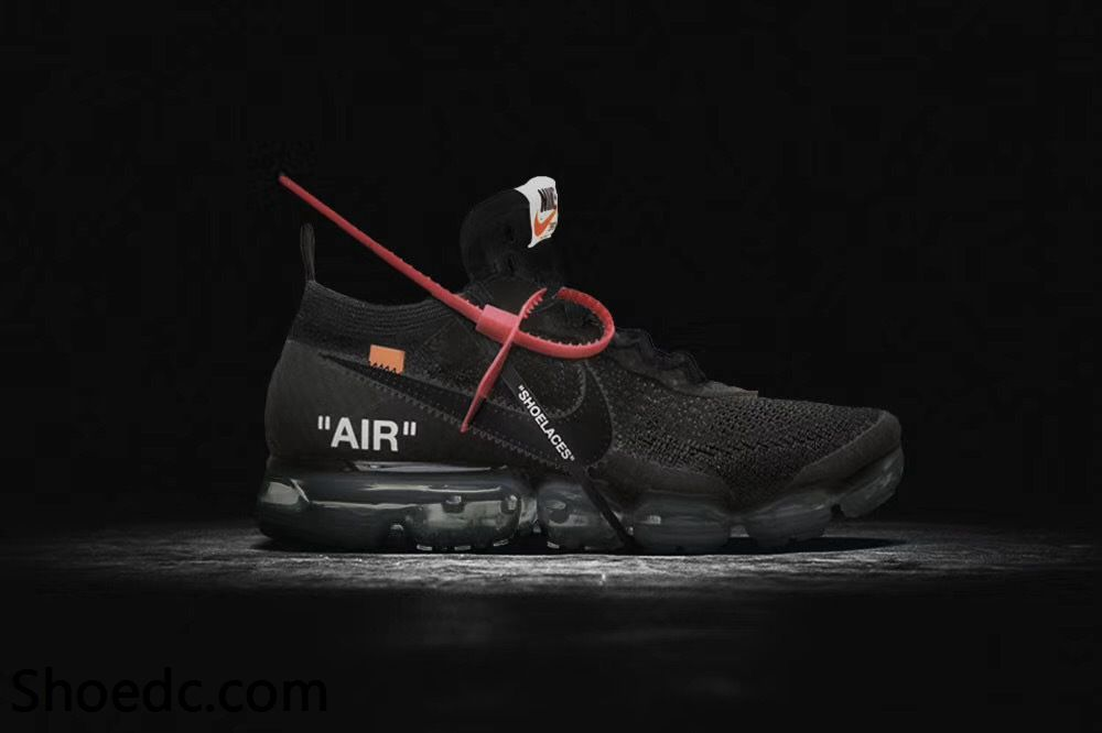 hot sale online 92640 2b848 OFF-WHITE x 2018 Nike Air VaporMax OW 2.0 Flyknit Women Men