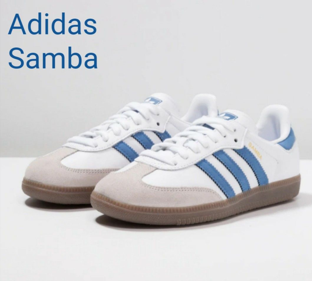 Adidas Samba, perfect for what's left
