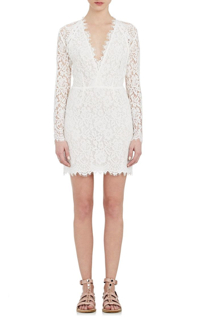 IRO Corded-Lace Calix Dress on ShopStyle