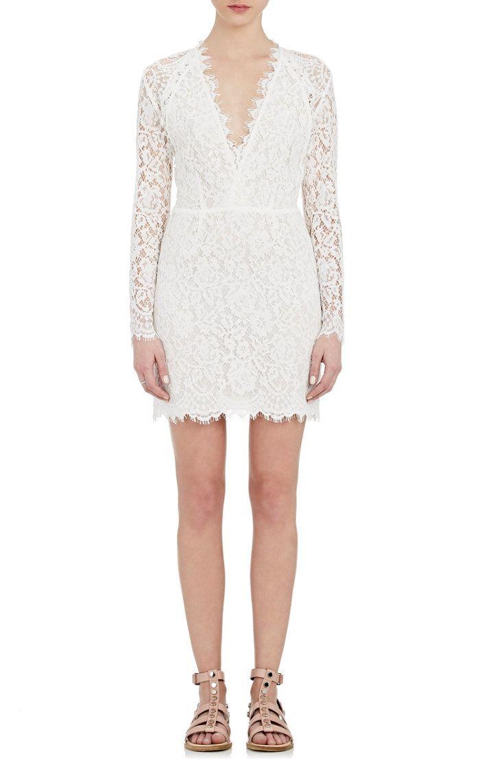 IRO Corded-Lace Calix Dress on ShopStyle