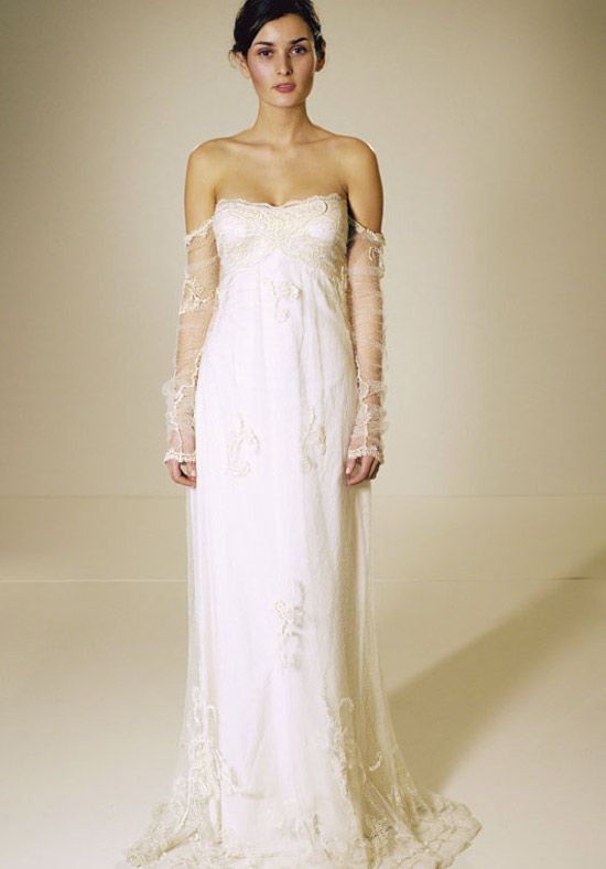 Claire Pettibone Gown...I am officially in love with her designs ...