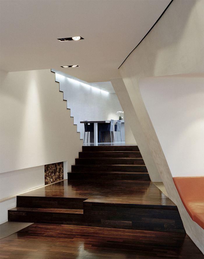 Best Ultra Modern Interior Design Ultra Modern Loft Interior 400 x 300