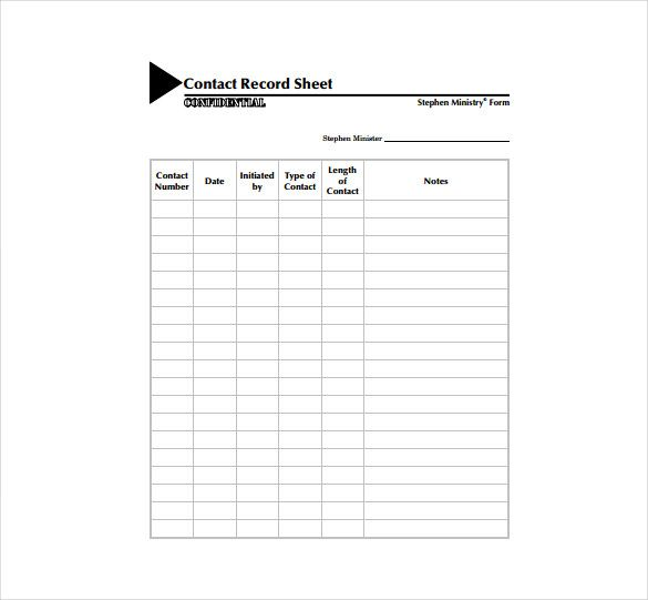 Excel Spreadsheet Template (With Images)