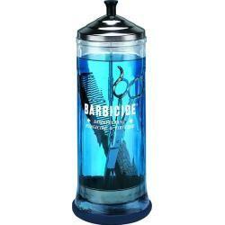 King Research Reinigungszubehör Desinfektionsmittel Barbicide Desinfektionsglas Ohne Werkzeuge 120 m