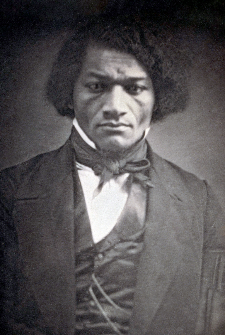 "(1857) Frederick Douglass, ""If There Is No Struggle, There Is No Progress"""