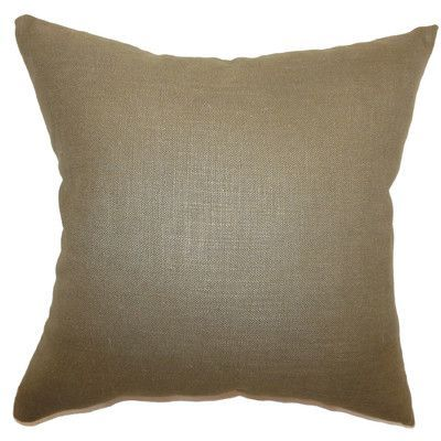 the pillow collection cameo solid bedding sham size standard - The Pillow Collection