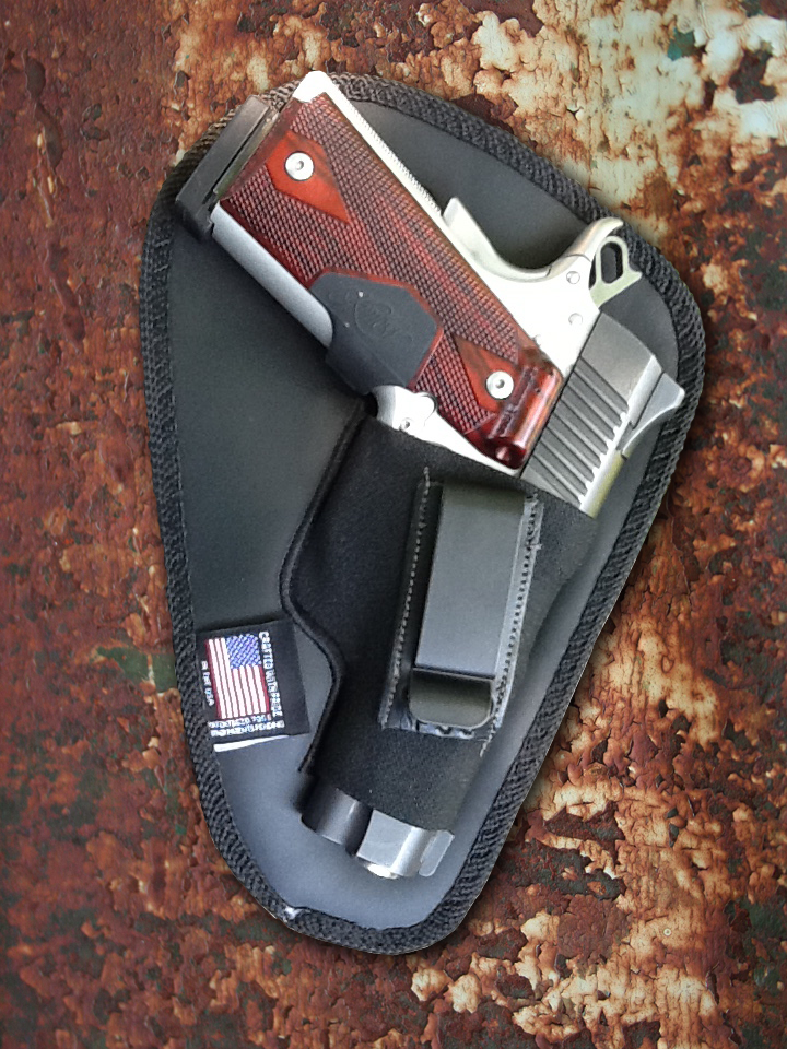 Most comfortable iwb holster for fat guys