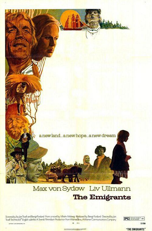 The Emigrants 1971 film