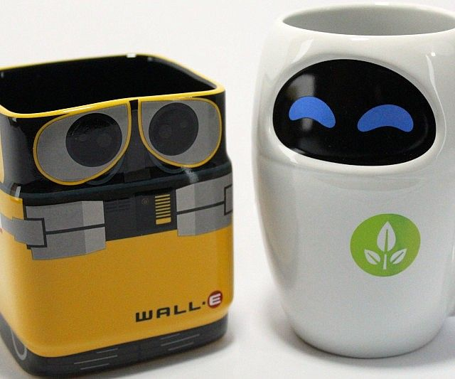 Tea E And Mugs SetMugsCupsCoffee ☕ Eve Mug Wall Disney jLc5AR34q