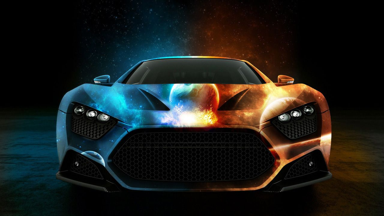 Abstract Car Wallpapers HD