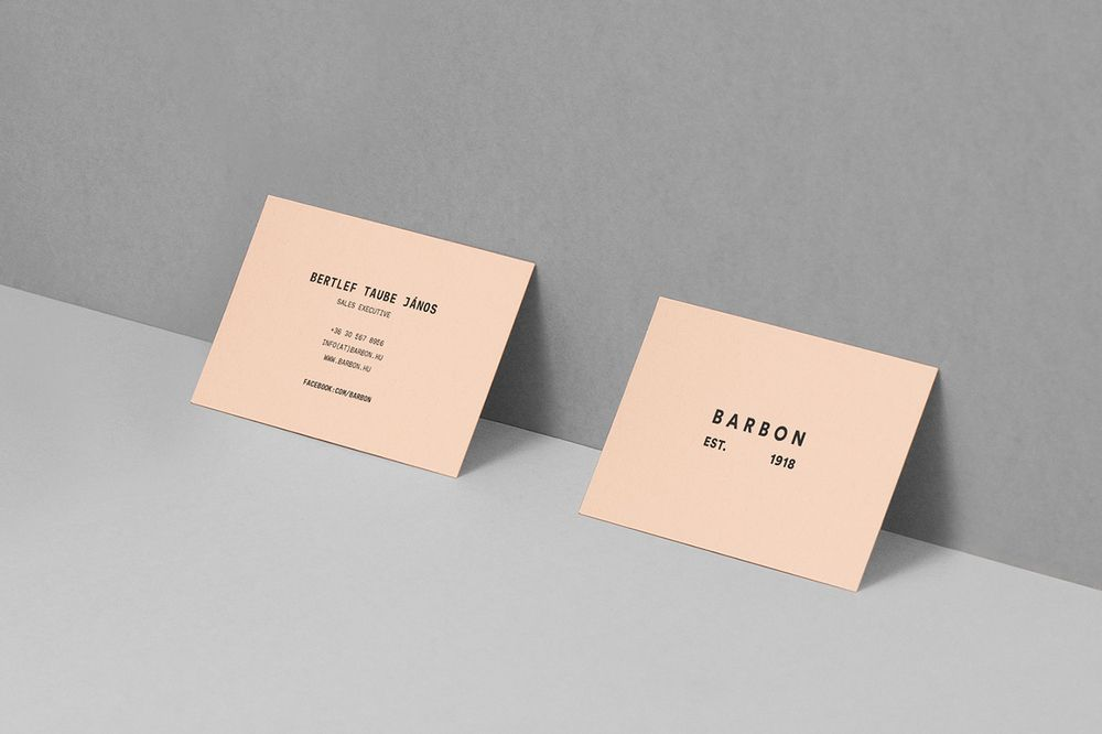 Barbon — The Dieline - Branding & Packaging