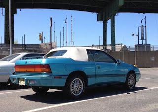 1993 Chrysler Lebaron Gtc Convertilbe Chrysler Lebaron Chrysler
