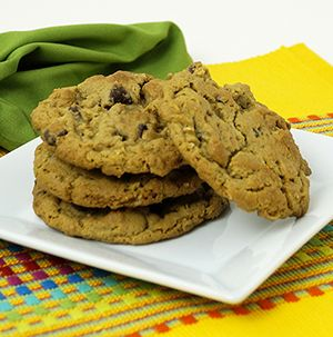 This classic cookie recipe has been taken beyond delicious with the addition of SunButter! Kids will love them, and they're peanut-free and school-safe.