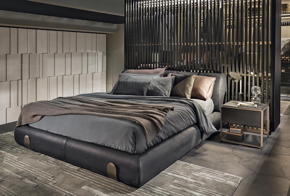 Shakedesign Collection 2017 Dune Bed Frame Bedside Table Weve