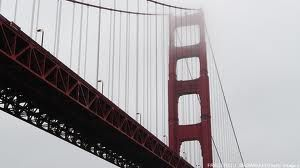 Happy 75th Golden Gate Bridge. I moved to SF in 2006 & the sight of the bridge still makes me smile!