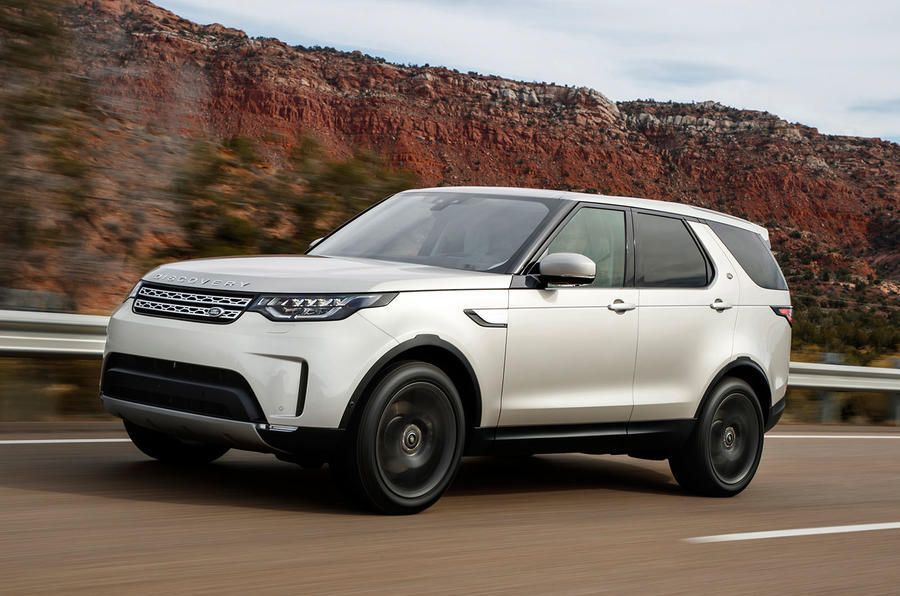 Land Rover Discovery Review (2017) Autocar Land rover