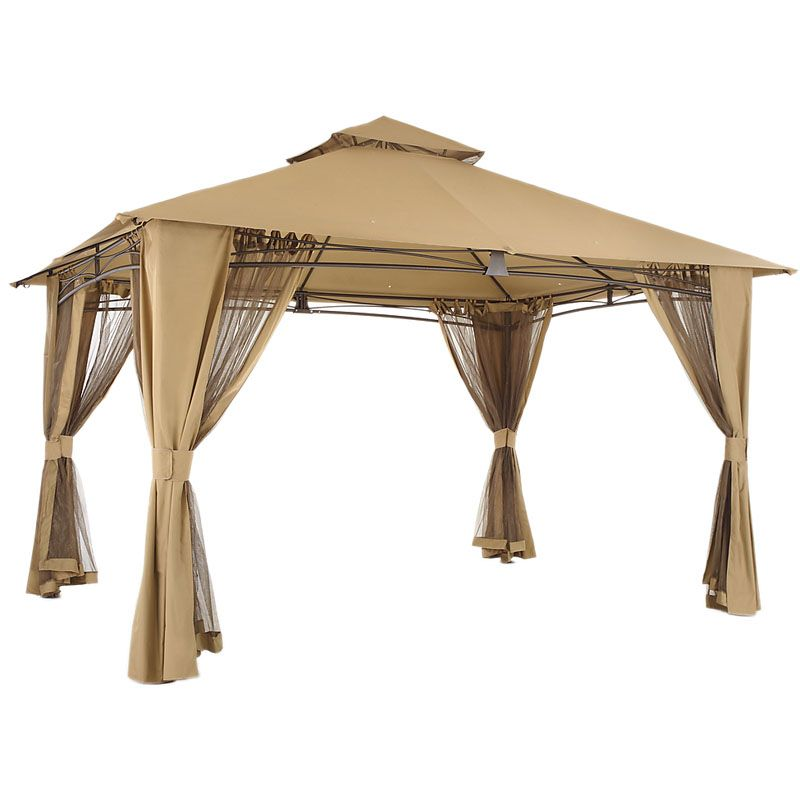 El Porto Gazebo Replacement Canopy Riplock 600
