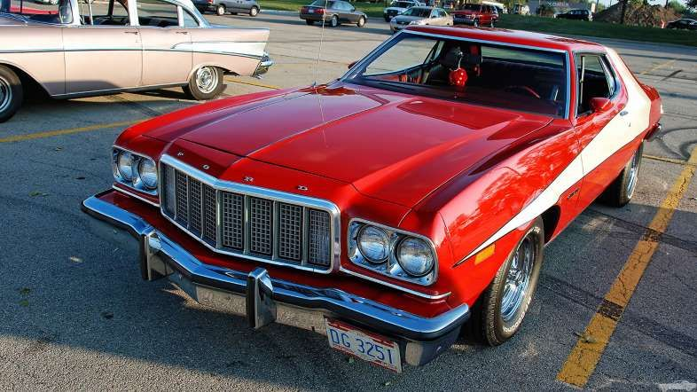 Ford Gran Torino With Images Best Muscle Cars Muscle Cars