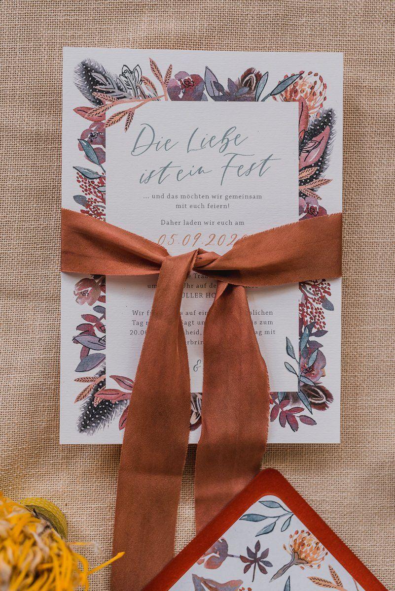 Was kostet eine Hochzeit? III. Einladung und Papeterie ...