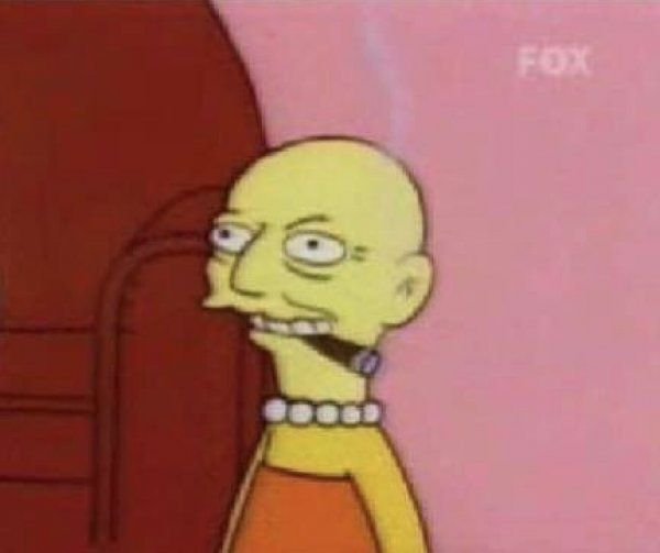 25 WTF 'Simpsons' Faces That Were Shown For Just A Split ...