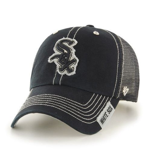 eae69a049fa Chicago White Sox  47 Brand Turner Clean-Up Mesh Hat