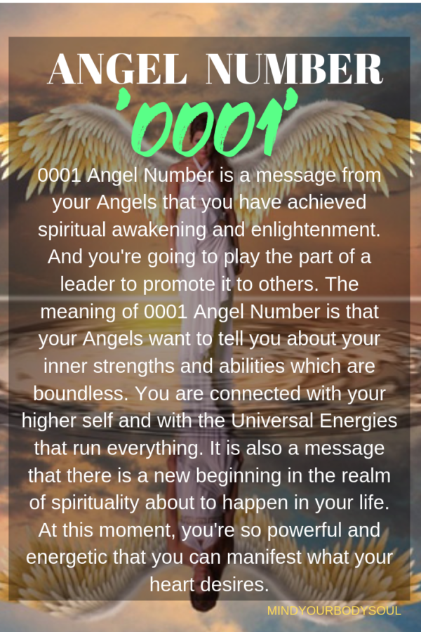 0001 Angel Number You Are A Leader In The Spiritual Realm Angel Number Meanings Numerology Life Path Angel Numbers