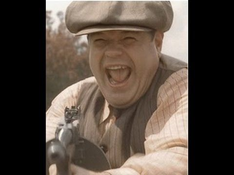 """""""O Brother Where Art Thou"""" Bank Robbery Scene ft. George """"Baby Face"""" Nelson - YouTube"""