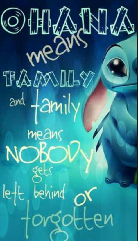 Family Quotes Loving Hearts Child Care And Development Center In Pontiac Mi Is Dedicated To Providing E Lilo And Stitch Quotes Stitch Disney Stitch Quote