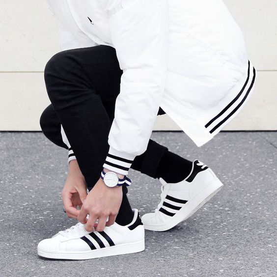 adidas superstars shoes men