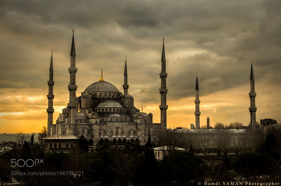 """The Blue Mosque Go to http://iBoatCity.com and use code PINTEREST for free shipping on your first order! (Lower 48 USA Only). Sign up for our email newsletter to get your free guide: """"Boat Buyer's Guide for Beginners."""""""