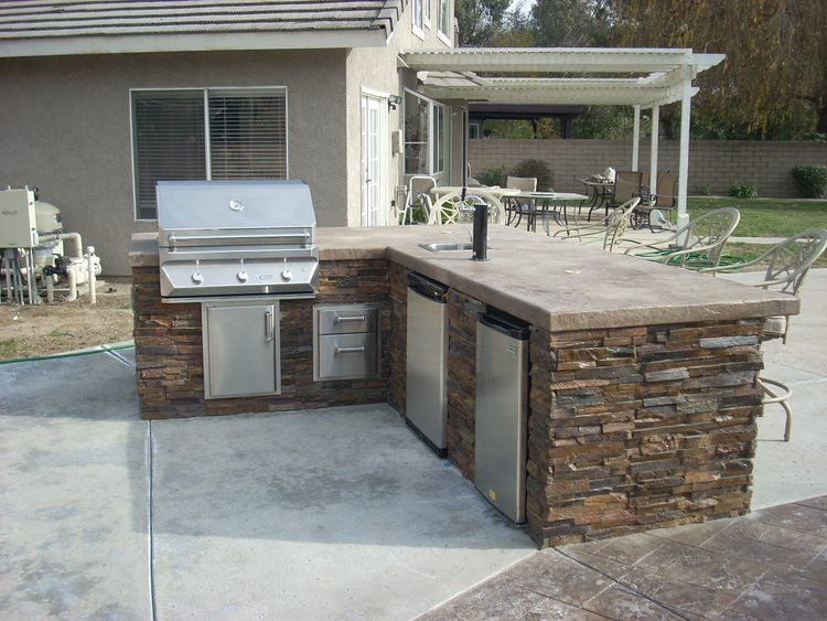 bbq island outdoor kitchen island backyard kitchen outdoor kitchen on outdoor kitchen island id=15734