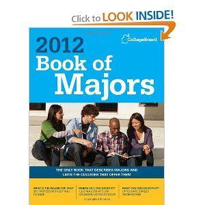 Of majors book