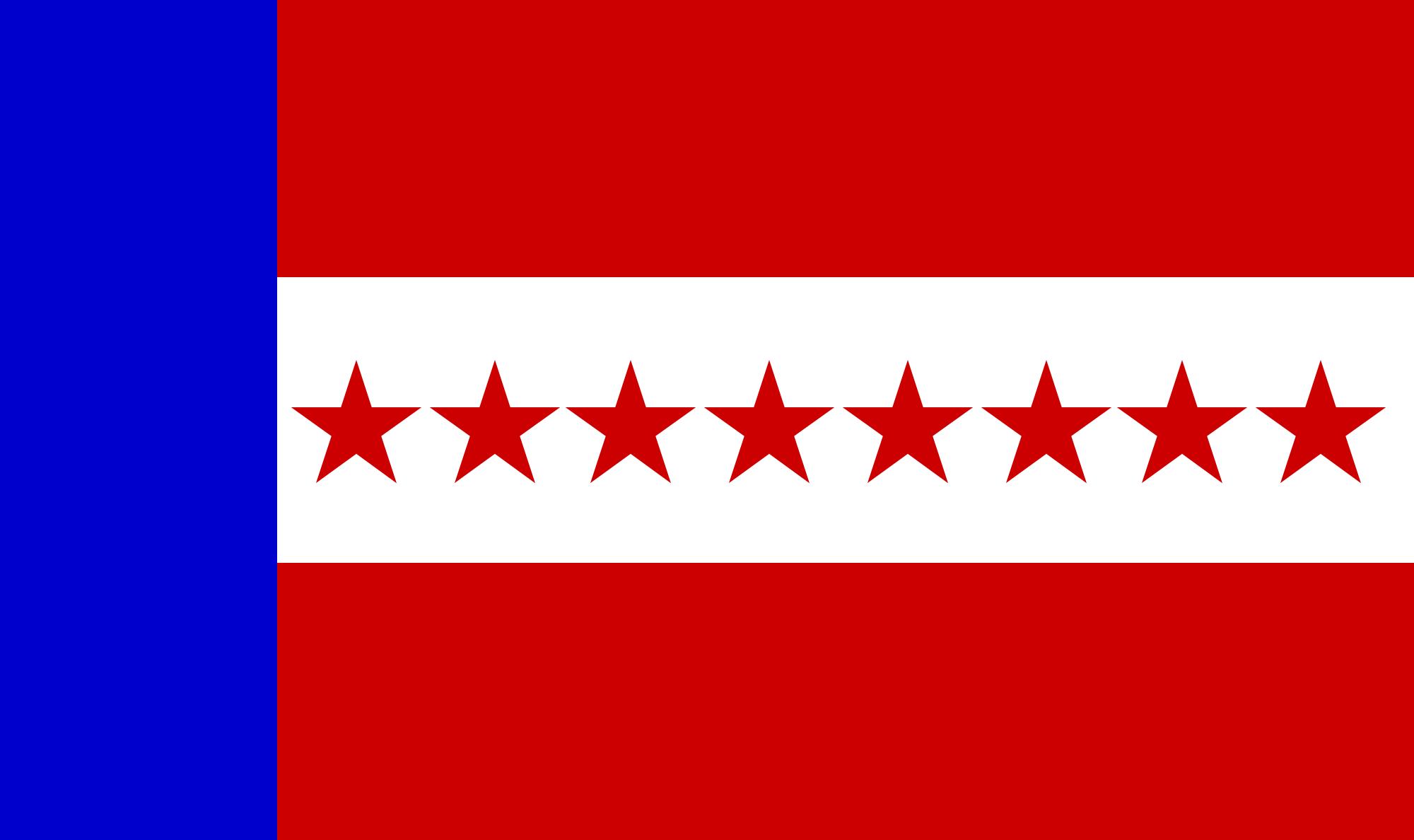 Tuamotu Kingdom 1832 1843 Banderas