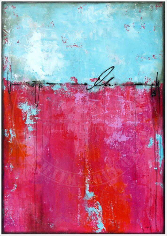 antje hettner bild original kunst gem lde leinwand malerei abstrakt xxl acryl abstract. Black Bedroom Furniture Sets. Home Design Ideas